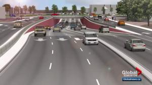 Concerns raised about plan for west Edmonton LRT underpass