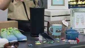 Janette Ewen's Mother's Day gift ideas (04:58)