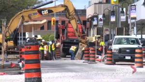 Construction season ramps up in Durham