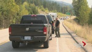 No growth of Philpott Road wildfire near Kelowna; more evacuees allowed home