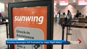 Sunwing under fire for more delays