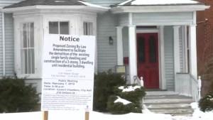 Kingston historian looks to save 'historic home'
