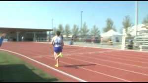 The Kingston-Area High School Track and Field championships were held today