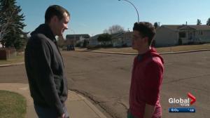 Good Samaritans step in during violent assault of cab driver