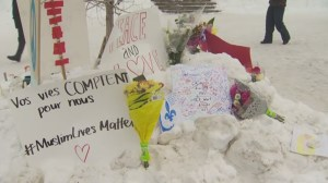 Vigil held for professor who was shooting victim at Quebec City mosque