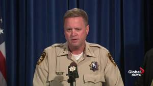 Tannerite found in vehicle of Las Vegas shooter Stephen Paddock: LVPD
