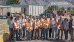 Osoyoos fruit growers protest looming packinghouse closure