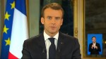 Macron offers concessions amid violent Paris protests