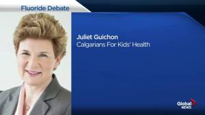 Juliet Guichon from Calgarians For Kids' Health