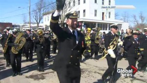 Hudson will take over St. Patrick's Day Parade