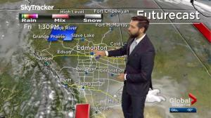 Edmonton Weather Forecast: Nov. 16