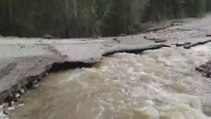Joe Rich flooding, washouts