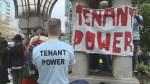 Tenants rally against B.C. rent increases