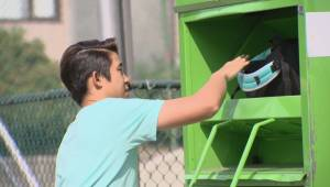 Residents raising concerns about donation bins
