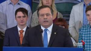 Jason Kenney makes his jump into Alberta provincial politics