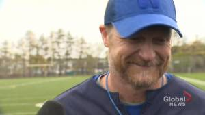 RAW: Blue Bombers Mike O'Shea Interview