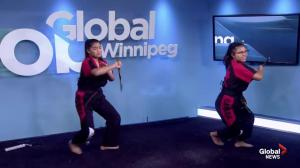 Winnipeg sisters represent Canada at World Karate Championships