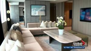 Edmonton's newest luxury hotel opens downtown