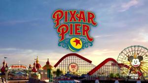 AMA Travel: New Pixar Pier at Disney California Adventure