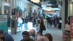 Edmonton's new outlet mall draws massive crowds