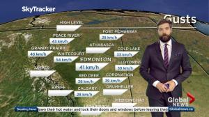 Edmonton Weather Forecast: May 20