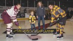 The Happy Soul Project visits The Morning Show to recap their haircuts for cancer wigs at a recent Kingston Frontenacs game