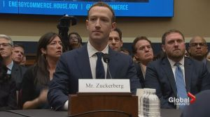 Former privacy commissioner of Ontario Ann Cavoukian discusses Zuckerberg's testimony