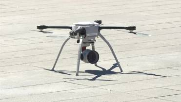 Kingston police showcase crime-fighting drone, tech tools at traffic