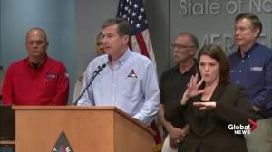 North Carolina flooding ' like nothing we've ever seen': governor (00:22)