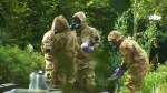 U.K. police search Salisbury park in Novichok poisoning investigation