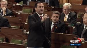 UCP Leader Jason Kenney defends living expenses