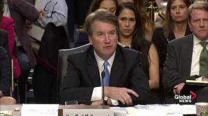 Kavanaugh says president can be sued for conduct before presidency