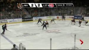 Lethbridge Hurricanes beat Medicine Hat Tigers 5-2