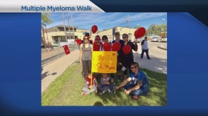 Raising awareness about myeloma cancer