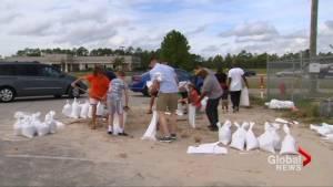 Mississippi prepares for arrival of Hurricane Nate