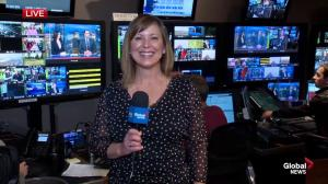 Global Calgary Doors Open YYC: The control room