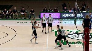 Saskatchewan Huskies men's volleyball playoff possibilities up in the air