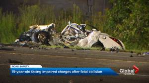 Man, 19, charged with impaired driving after deadly Richmond Hill crash