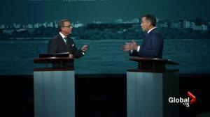 Saskatchewan leaders discuss diversifying the economy