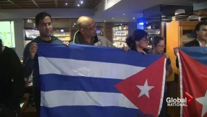 Canadians of Cuban descent filled with mixed reactions to death of Fidel Castro
