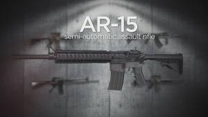 AR-15 rifle has controversial history in deadly U.S. shootings