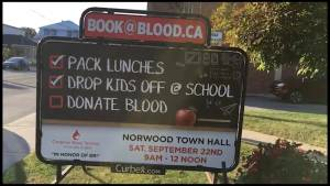 Norwood blood clinic to close