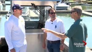 Hill Hobbies: Cruising the shores of Lake Simcoe with Conservative MPs Scot Davidson and Alex Nuttall