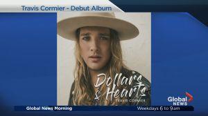 'La Voix'  runner-up to debut his album