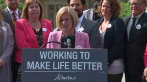 How does feds' Trans Mountain arrangement deal with opposition in BC? Alberta's Notley weighs in