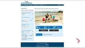 Nova Scotians left frustrated after province's camping reservation website goes down
