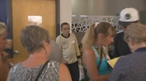 Kelowna condo fire victims meet potential new landlords