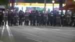 Nine arrested after second night of violent St. Louis protests