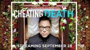Tim Caulfield's 'A User's Guide to Cheating Death' now on Netflix