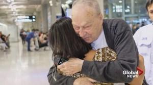 Calgary senior's wish of a lifetime comes true